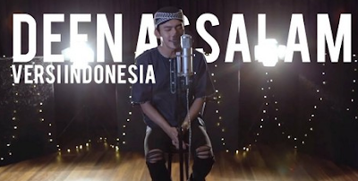 Download Lagu Mp3 Deen Assalam Versi Indonesia Cover By Alif Rizky,Lagu Alif Rizky Deen Assalam Mp3,Alif Rizky, Lagu Religi, Lagu Cover, 2018
