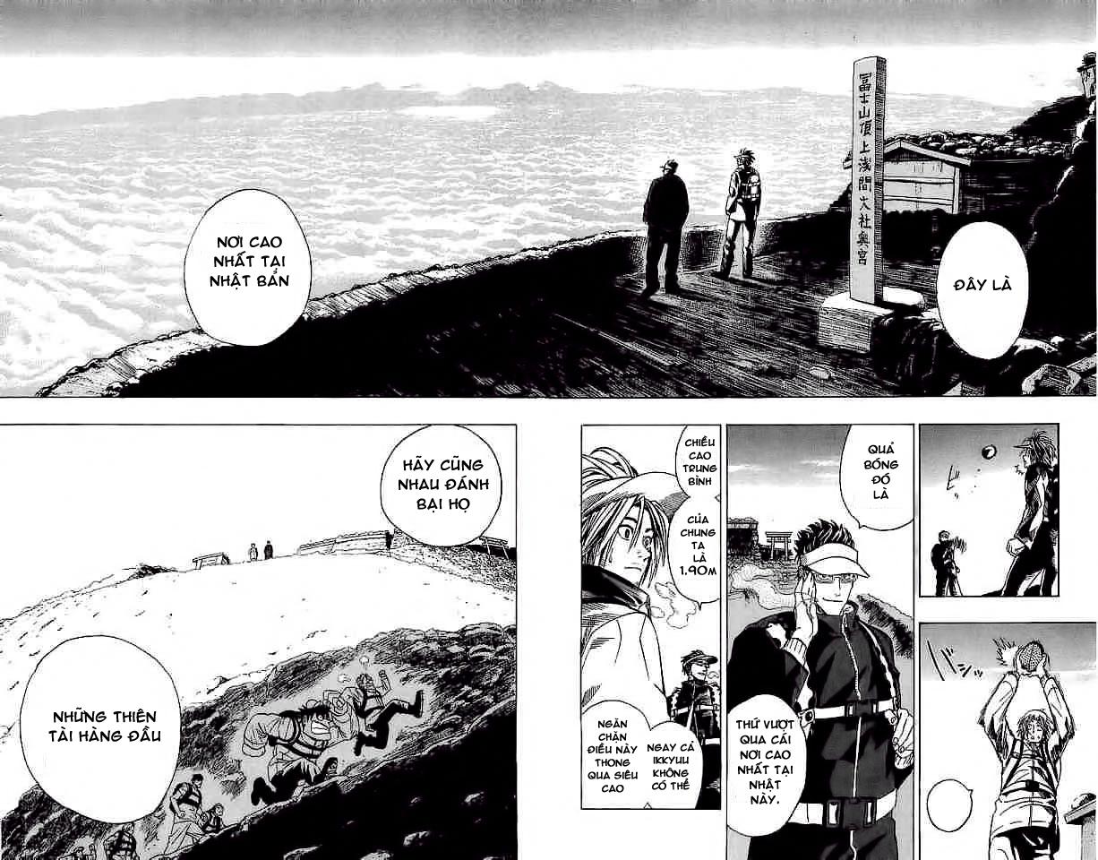 Eyeshield 21 chapter 92 trang 18