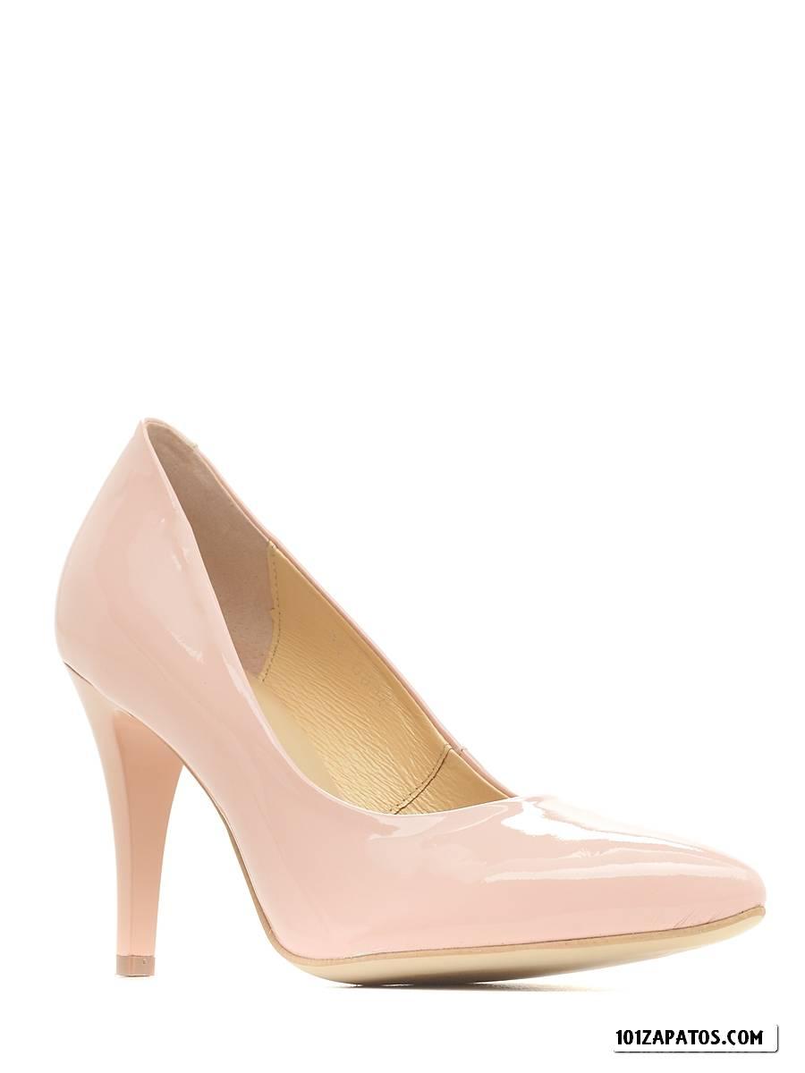 Zapatos Color Rosa Palo Mujer 2018 Zapatos Botas