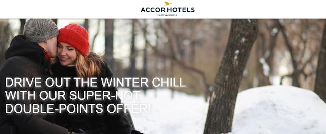 【12月促銷北歐冬季優惠】Accor雅高歐洲部分酒店入住享七五折優惠並有雙倍積分(12/16前預訂)
