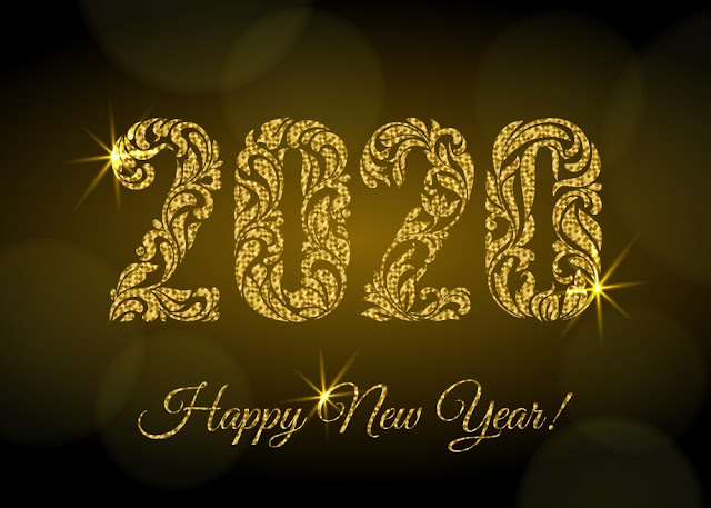 Happy New Year 2020 Images, Wallpapers 28
