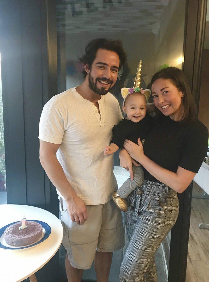 Blanquita Nieves festejó cumpleaños de su hija