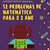 52 Problemas de Matemática para o 2 Ano.