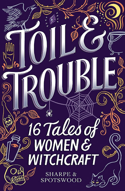 Kate Forrester - Typography toil and trouble