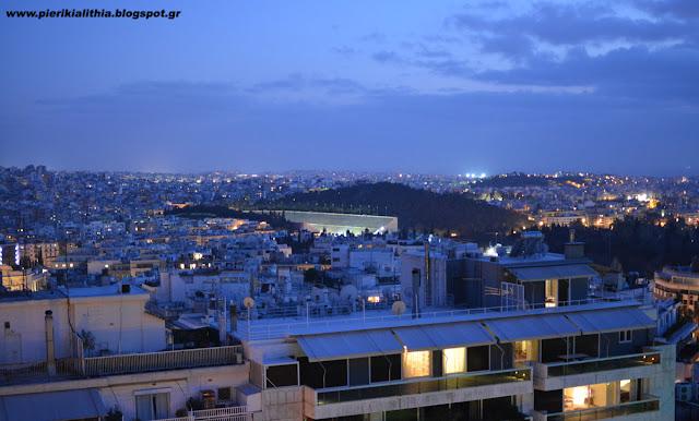 """Εικόνες της Αθήνας με την κάμερα της """"ΑΛΗΘΕΙΑΣ""""."""