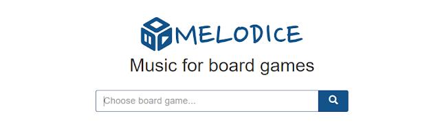 Melodice website
