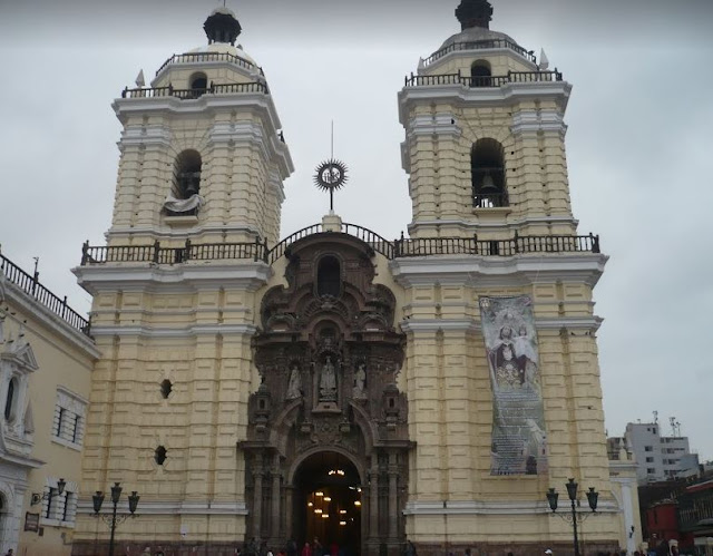 Chiesa di San Francisco a Lima