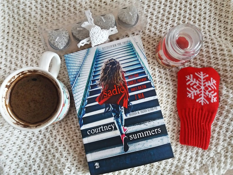 """Miłość jest skomplikowana: """"Sadie"""" - Courtney Summers"""