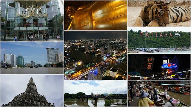 Travel Itinerary: Bangkok & Pattaya in 5 days