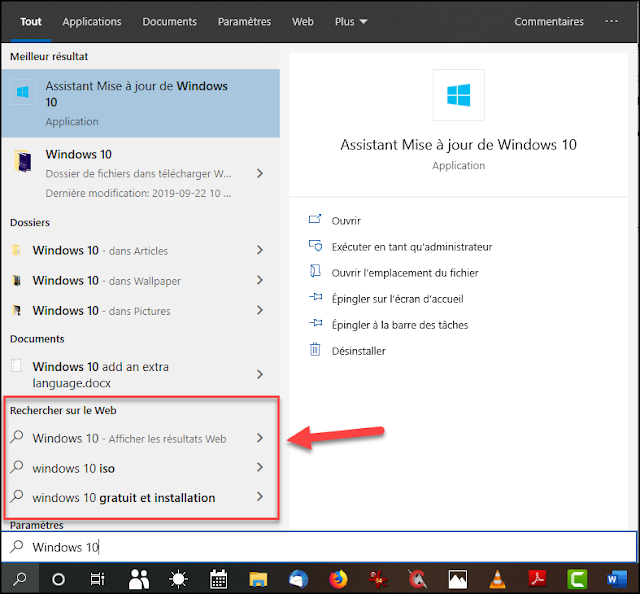 désactiver, arrêter, empêcher, interdire, limiter, la recherche web, Cortana, zone de recherche, la recherche avec Cortana, base de registre, regedit.exe, administration, trucs et astuces