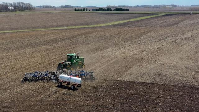 fall fertilizer outlook high prices drought minnesota nitrogen management