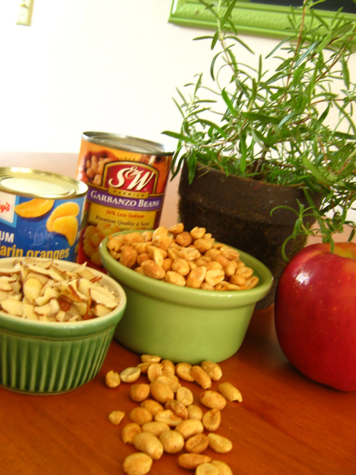 Cobwebs To Cookies: Salads, Part II~Toppings! OR *How I ...