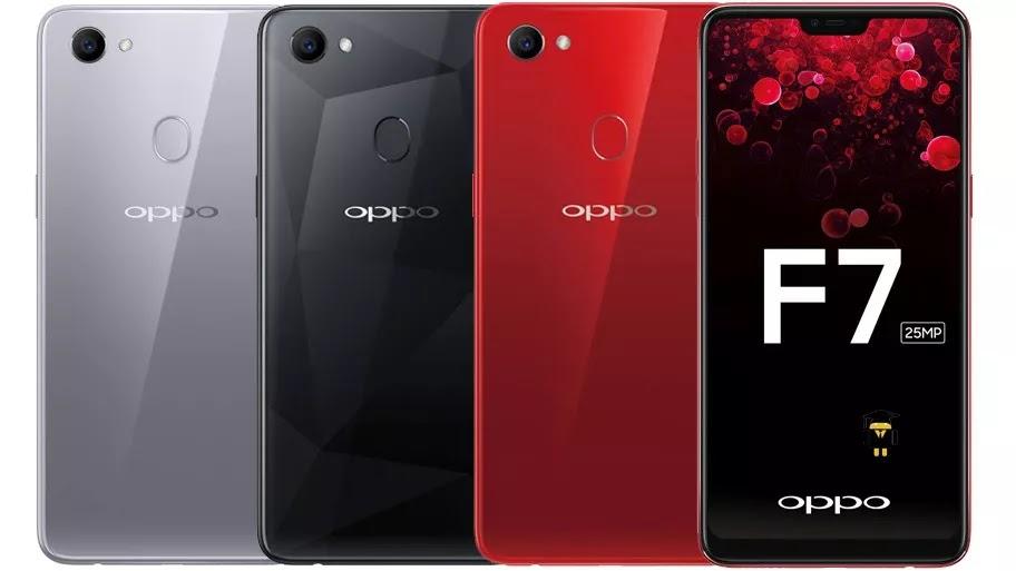 سعر ومواصفات Oppo F7