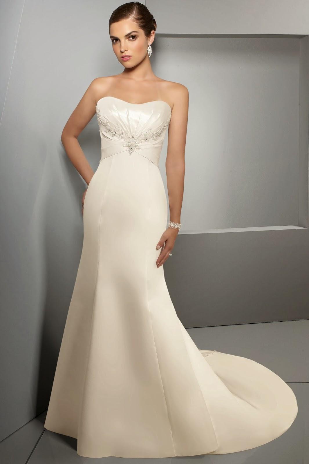 8ef78466b Vestidos de novia para embarazadas 4 meses – Vestidos hermosos y de ...