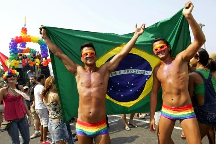Brazil homosexual two