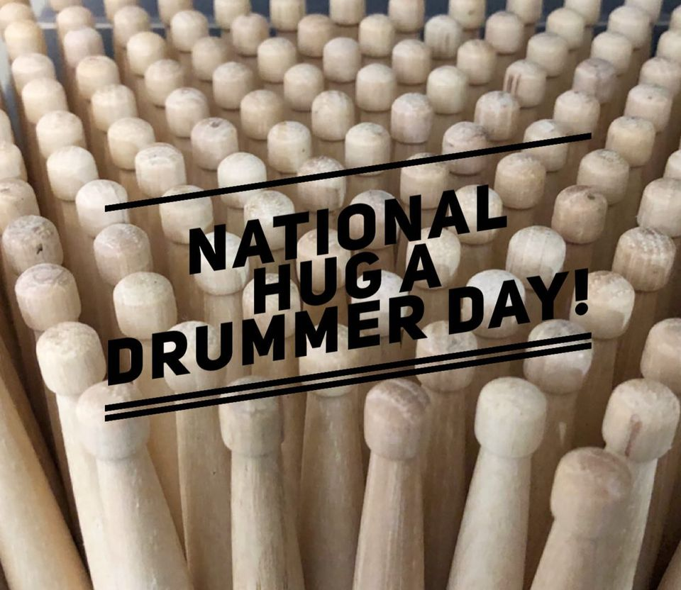 National Hug a Drummer Day Wishes Sweet Images