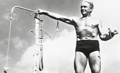 The Pilates Method: A Treasure Workout Revealed - joseph pilates