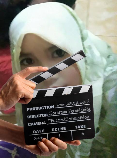 foto soraya film gadis blu-ray berjilbab