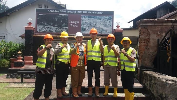 GENPPARI Meracik Pesona Wisata dan Sejarah Tambang Batubara Sawahlunto