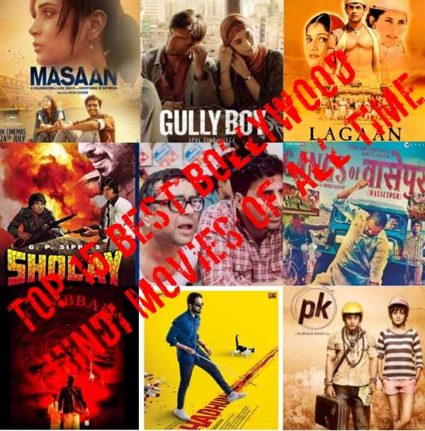 Top 15 Best Bollywood Hindi Movies of All Time