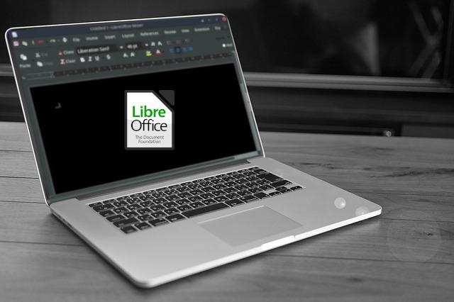 طريقة تفعيل الوضع المظلم في LibreOffice