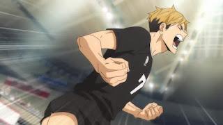 ハイキュー!! アニメ 第4期20話   烏野VS稲荷崎   HAIKYU!! SEASON4 Karasuno vs Inarizaki