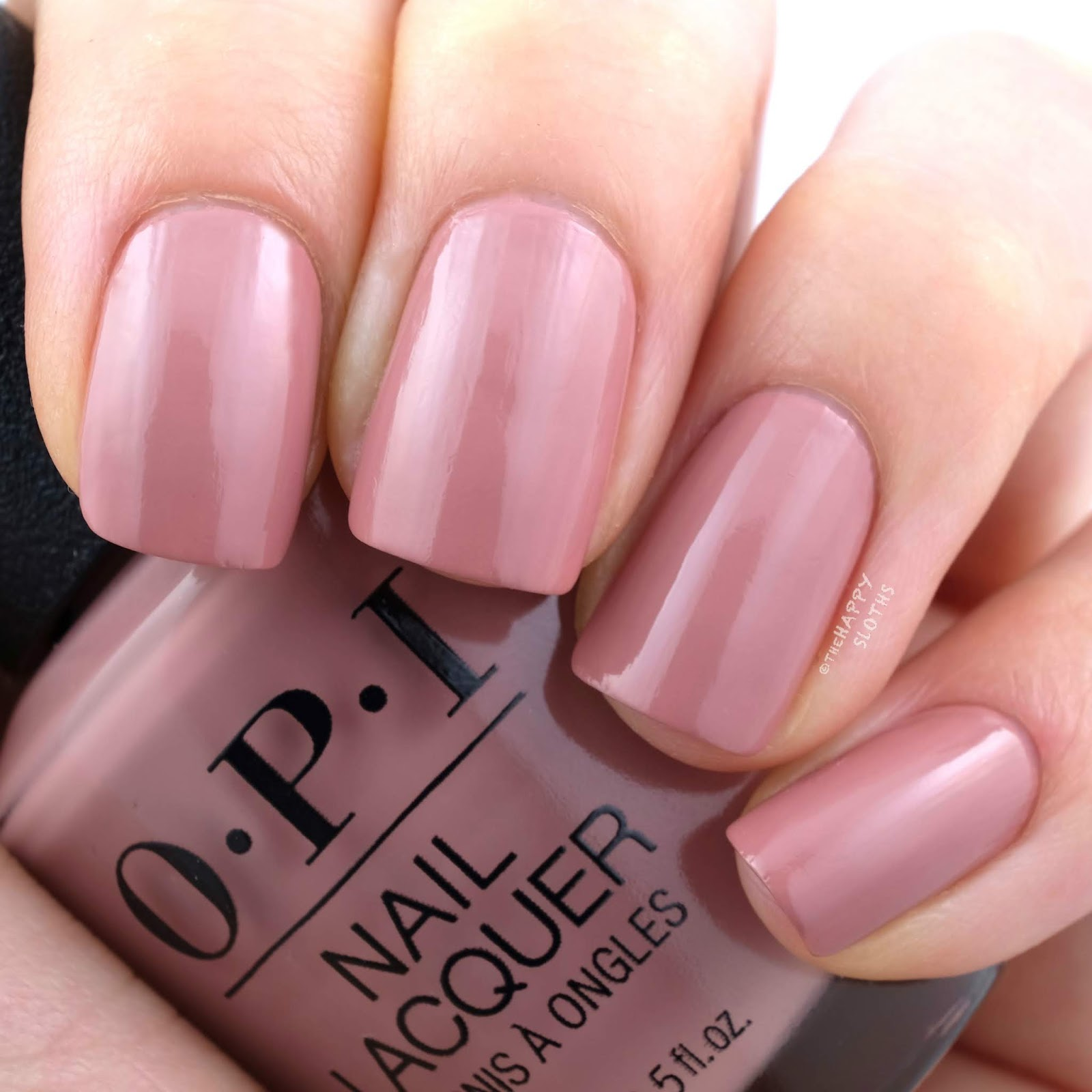 OPI | Fall 2019 Scotland Collection | Edinburgh-er & Tatties: Review and Swatches