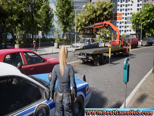 Police Simulator Patrol Officers Full Version Games Free Download 100% Working