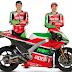 MotoGP : Aprilia unveiled its livery in Noale,Italy