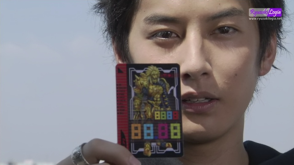 Video kamen rider kiva episode 37