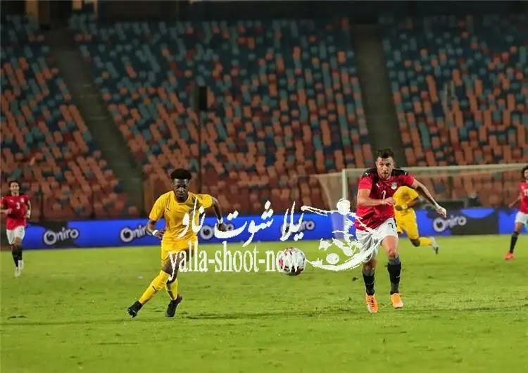 نتيجة مباراة مصر وتوجو التصفيات المؤهلة لبطولة كأس أمم افريقيا 2021