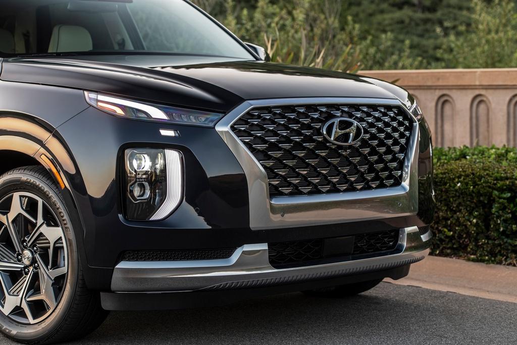 Hyundai Palisade 2021 bổ sung bản cao cấp, sang như Mercedes-Benz