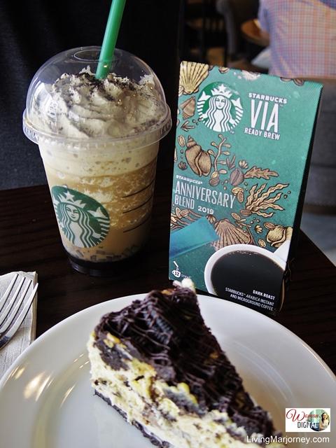Starbucks Anniversary Blend 2019