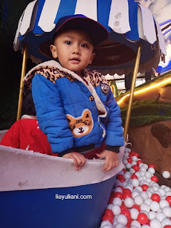Bermain di Sweet Field Lembang Wonderland