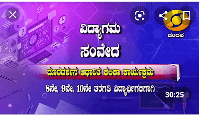 Download All-in-One PDF of YouTube Links of Vidyagama Samveda e-Class - 8th, 9th and 10th