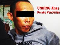 Pelarian Pencuri Mobil di Barru Kandas Dipagar Pesantren Uswatul Marang, Pangkep