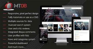 MTDb WordPress Plugin