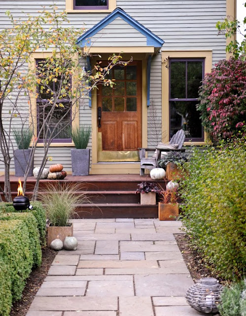 Curb Appeal - Build a Walkway