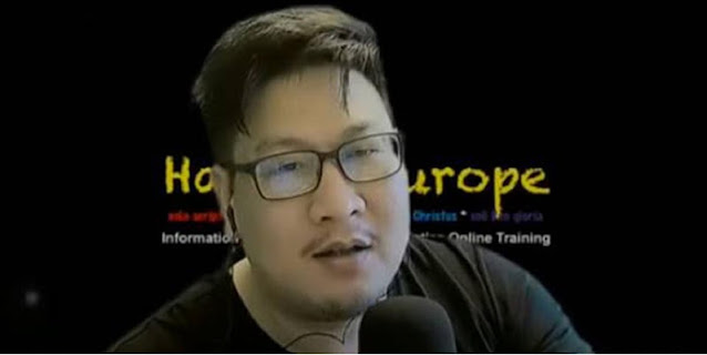 Joseph Zhang Hina Islam, PPP: Nanti Ujung-ujungnya Minta Maaf