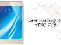 Cara Flash Hp Vivo Y53 Menggunakan PC 100% Berhasil