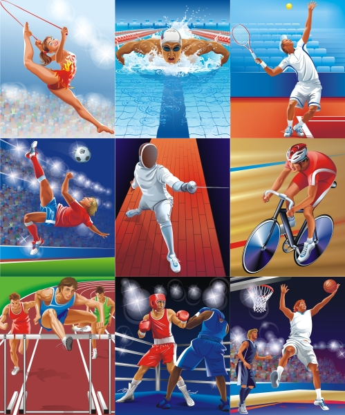 what are the new olympic events for 2012