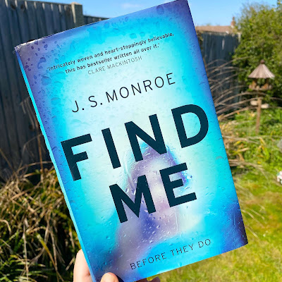Book review: Find Me by J.S Monroe