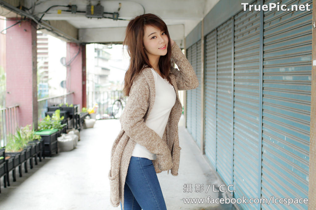 Image Taiwanese Model – Sun Hui Tong (孫卉彤) – A Day At Huannan Apartment - TruePic.net - Picture-1
