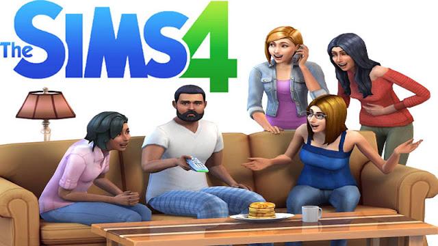Spesifikasi PC The Sims 4