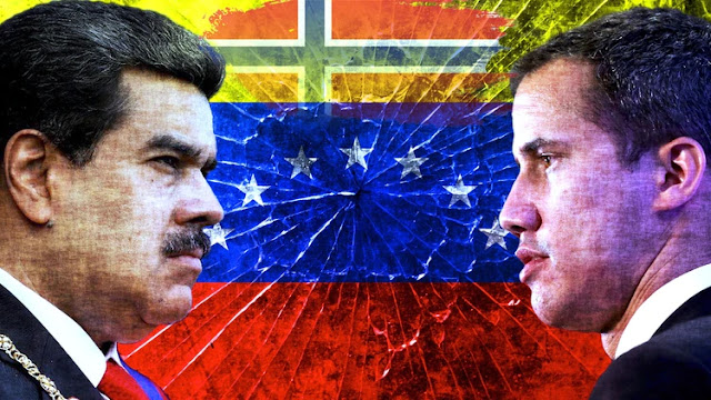"""Maduro, el lobo y el rebaño: los escenarios posibles tras el """"diálogo"""" en Oslo"""