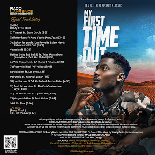 [ALBUM] Rado Lawrence – My First Time Out (My F.T.O)