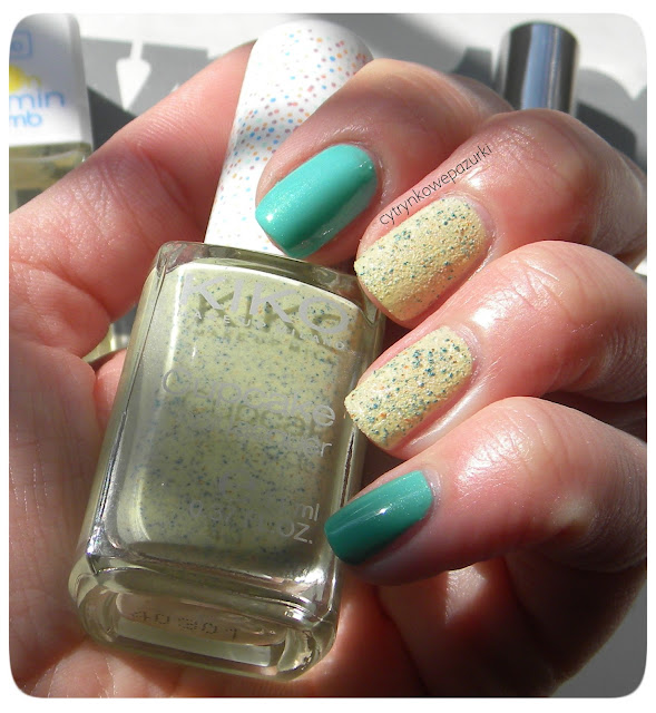 Kiko Cupcake 656 i Golden Rose Rich Color 44
