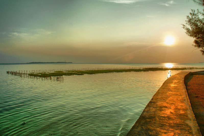 Pulau Terlengkap di Kepulauan Seribu