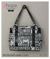 Black Hope Shell for Miche Prima Bags