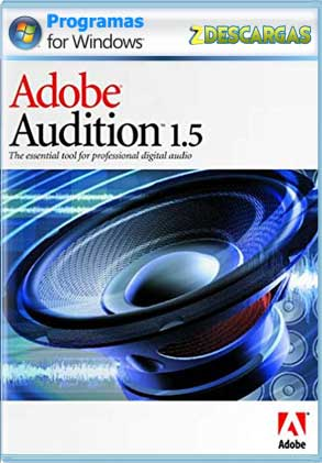 Descargar Adobe Audition 1.5 full español mega y google drive